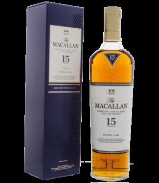 Macallan Macallan Double Cask 15YO Single Malt Scotch Whisky 0,7L -GB-