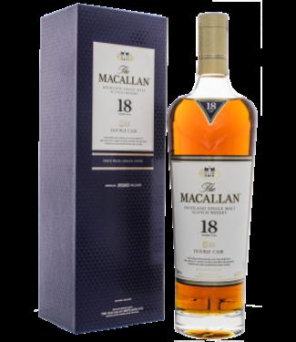 Macallan Macallan Double Cask 18YO Single Malt Scotch Whisky 0,7L -GB-