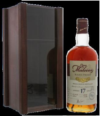 Malecon Malecon Rare Proof 17YO Rum 0,7L Wooden Box
