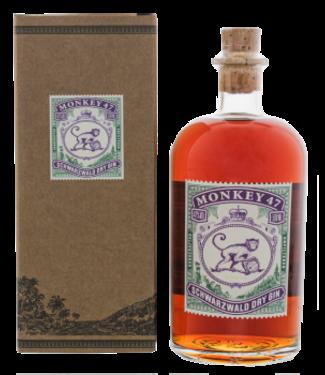 Monkey 47 Monkey 47 Barrel Cut Dry Gin 0,5L -GB-