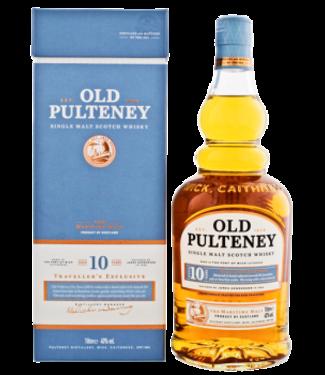 Old Pulteney Old Pulteney 10YO Single Malt Scotch Whisky 1,0L -GB-