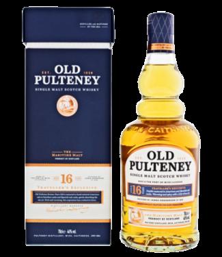 Old Pulteney Old Pulteney 16YO Malt Whisky 0,7L -GB-