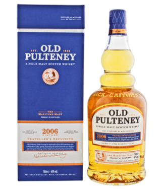 Old Pulteney Old Pulteney Vintage 2006 Single Malt Scotch Whisky 1,0L -GB-