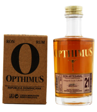 Opthimus Opthimus 21YO Miniatures 0,05L -GB-