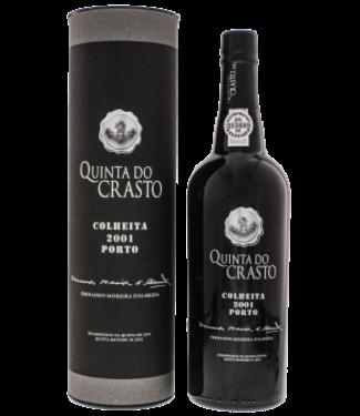 Quinta Do Crasto Quinta do Crasto Colheita Port 2001/2018 0,75L -GB-