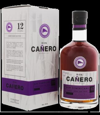 Canero Ron Canero Essential 12YO Sherry Cream Cask Finish 0,7L -GB-
