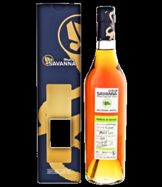 Savanna Savanna Creol Rhum Vieux Agricole Single Cask 12YO 2005/2018 0,5L -GB- Cognac Wood