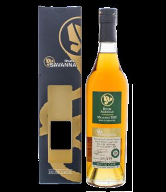 Savanna Savanna Rhum Vieux Agricole Single Cask 8YO 2010/2019 Limited Edition 0,5L -GB- Cognac Wood