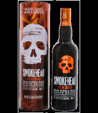 Smokehead Smokehead Riot Rum Cask Finish Islay Single Malt Scotch Whisky 0,7L -GB-