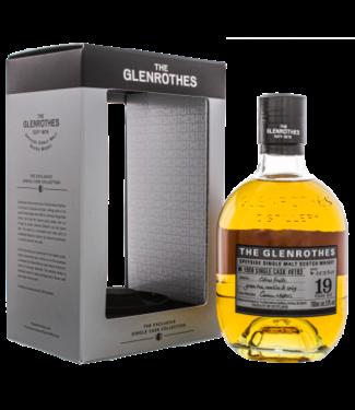 Glenrothes The Glenrothes 1999 Single Malt Scotch Whisky Single Cask No 8193 19YO 0,7L -GB-