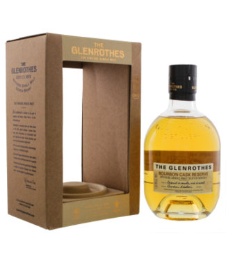 Glenrothes The Glenrothes Bourbon Cask Reserve 0,7L -GB-