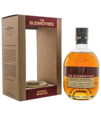 Glenrothes The Glenrothes Manse Reserve 0,7L -GB-