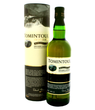 Tomintoul Tomintoul Peaty Tang 0,7L -GB-