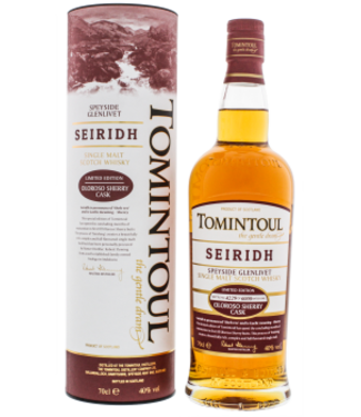 Tomintoul Tomintoul Seiridh Oloroso Sherry Cask Finish 0,7L -GB-