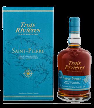 Trois Rivieres Trois Rivieres Saint Pierre Rhum Vieux Agricole 0,7L -GB-