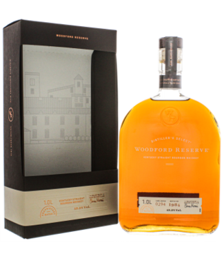 Woodford Woodford Reserve Select Straight Bourbon Whiskey 1,0L -GB-