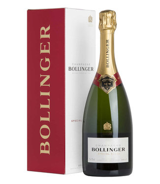 Bollinger Bollinger Special Cuvee Brut