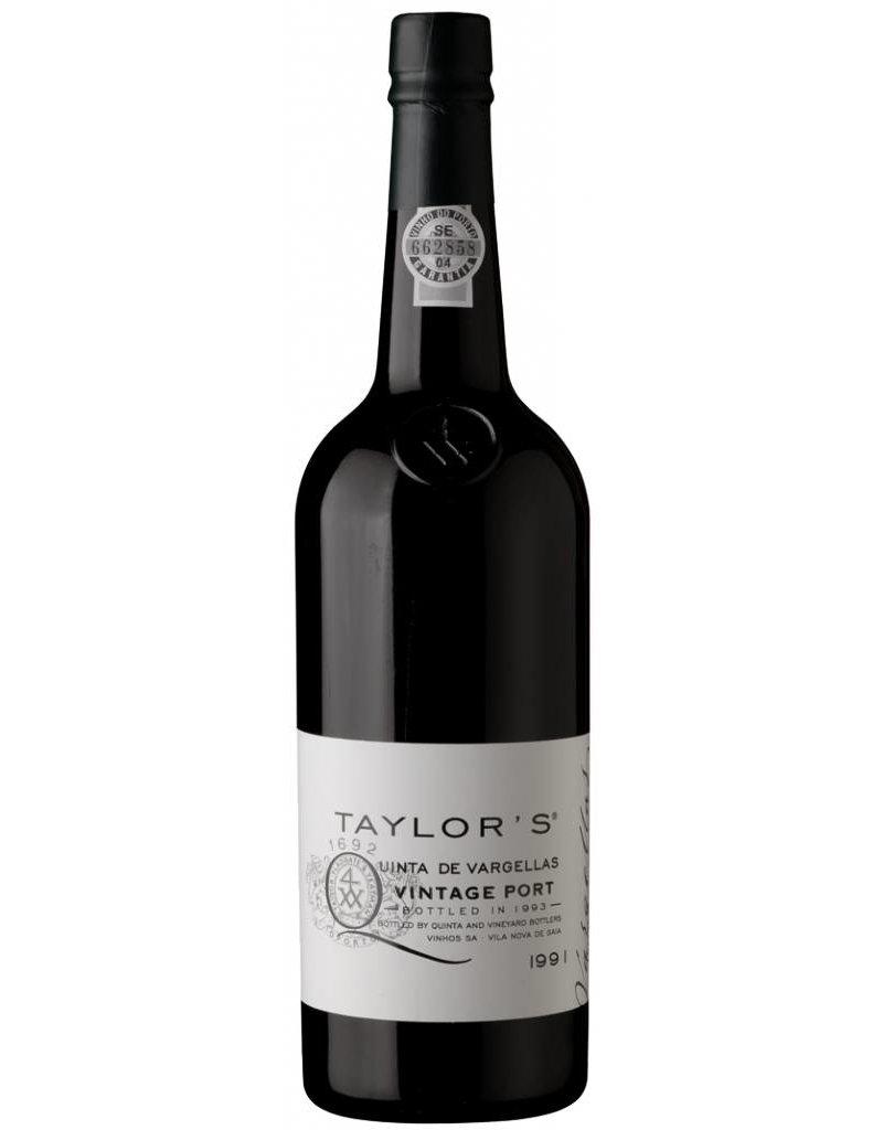 Taylors 1991 Taylor's Quinta de Vargellas