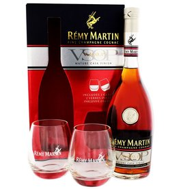 Remy Martin Remy Martin Cognac VSOP 700ml + 2 Glasses Gift Box