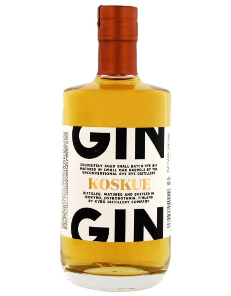 Kyro Koskue Barrel Aged Gin 500ml