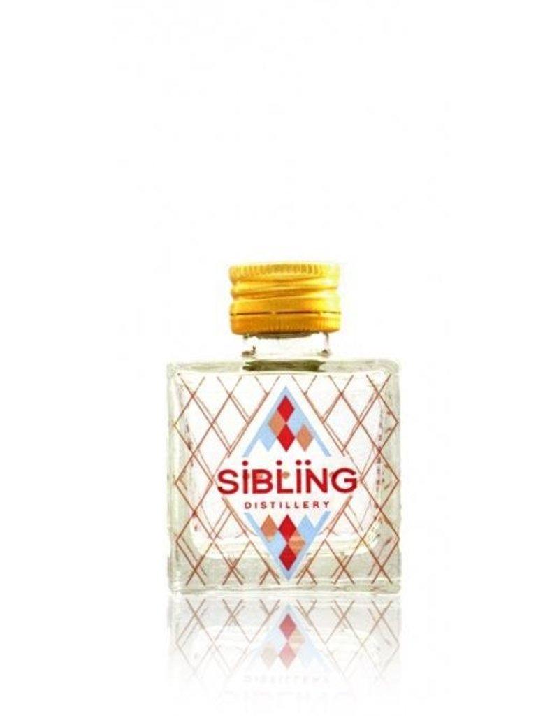 Sibling Triple Distilled Gin Miniatures 50ml