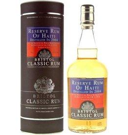 Bristol Bristol Reserve Rum of Haiti 2004 2015 700ml Gift Box
