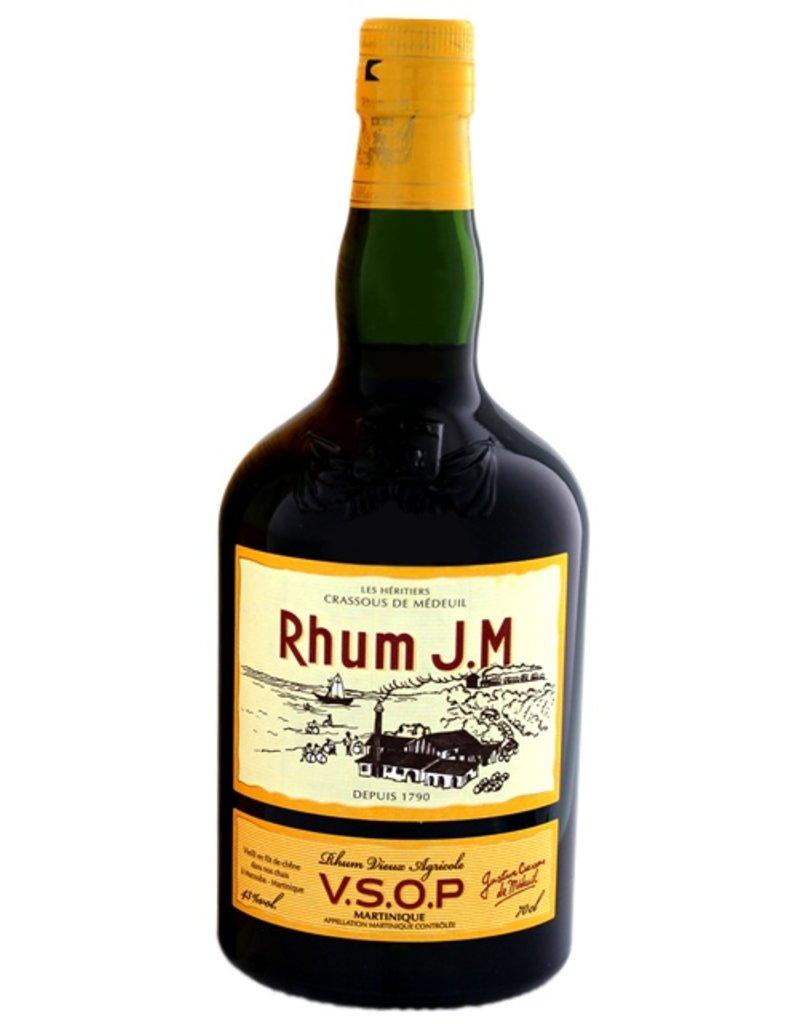 JM Rhum Vieux VSOP 700ml Gift Box