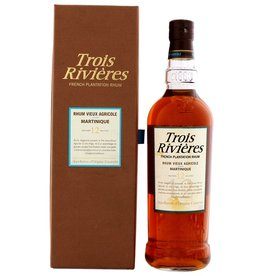 Trois Rivieres Trois Rivieres Vieux 12 Years Old 700ml Gift Box