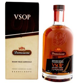 Damoiseau Damoiseau Rhum VSOP 700ml Gift Box