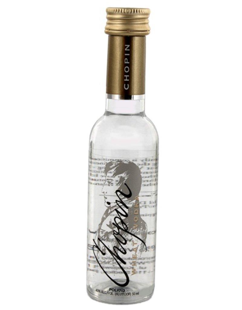 Chopin Vodka Wheat Miniatures 50ml PET