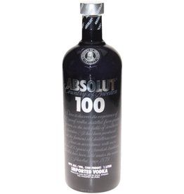 Absolut Absolut Vodka 100 1 Liter
