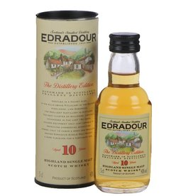 Edradour Edradour 10YO Malt Whisky Miniatures 50ml Gift Box