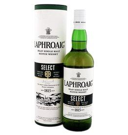 Laphroaig Laphroaig Select Whisky 700ml Gift Box