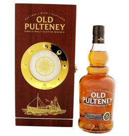 Old Pulteney Old Pulteney 35 Years Old Malt Whisky 700ml Gift Box