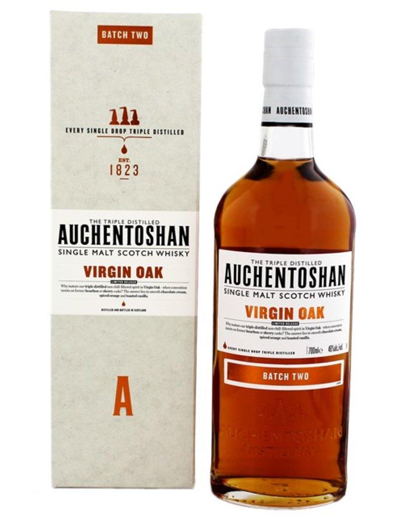 Auchentoshan Virgin Oak Malt Whisky 700ml Gift Box