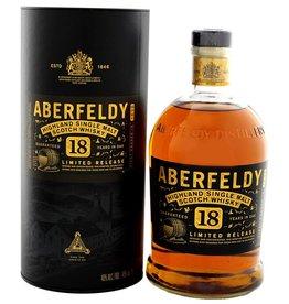 Aberfeldy 18 Years Old Single Malt Scotch Whisky 1 Liter Gift Box