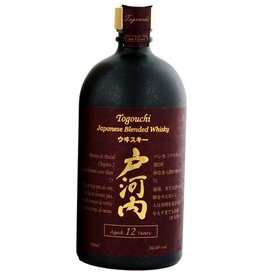 Togouchi 12 Years Old Blended Whisky 700ml Gift Box