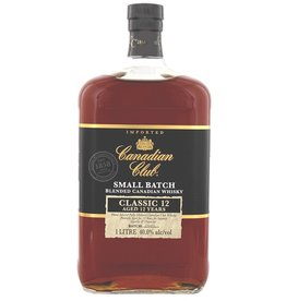 Canadian Club Classic 12 Years Old 1 Liter