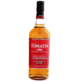 Tomatin Tomatin Cask Strength Edition 700ml Gift Box