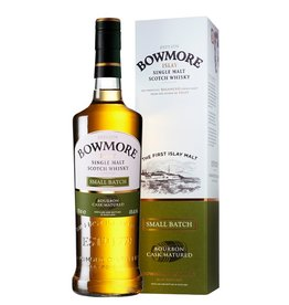 Bowmore Bowmore Small Batch 700ml Gift Box