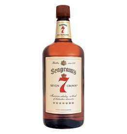 Seagrams Seagrams Seven Crown Whisky 700ml