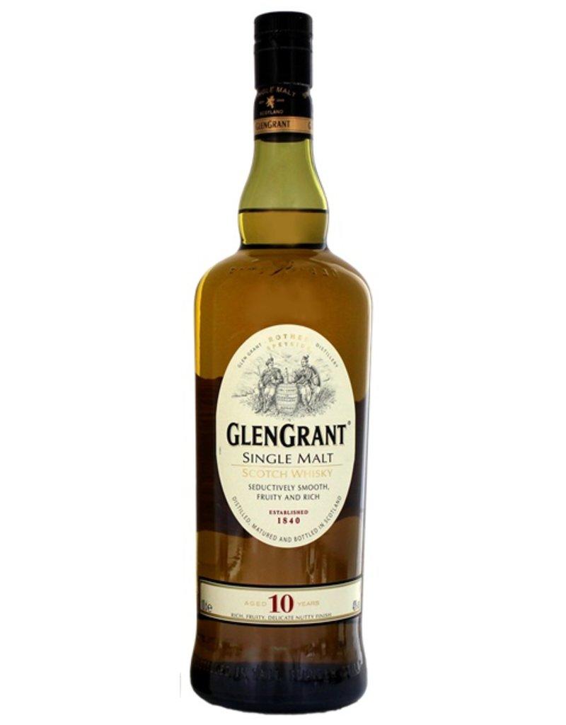Glen Grant Malt Whisky 10 YO 1 Liter Gift Box