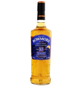 Bowmore Bowmore Tempest VI 10YO Non Chill-Filtered 700ml Gift Box
