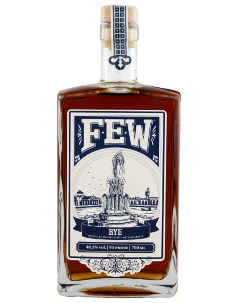 FEW Rye Whiskey 700ml