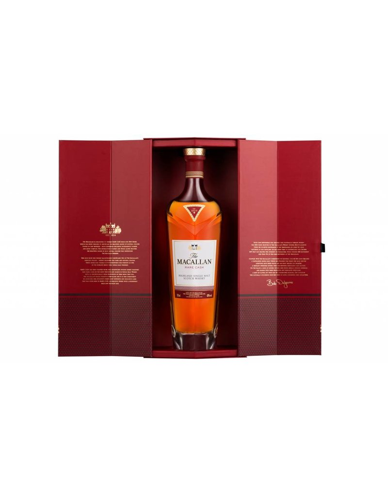 Macallan Macallan Rare Cask 700ml Gift Box