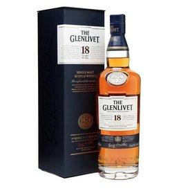 Glenlivet The Glenlivet 18 Years Old Malt Whisky 1 Liter Gift Box
