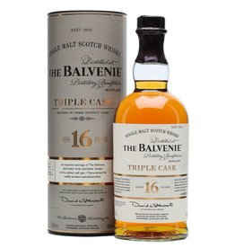 Balvenie 16 Years Old Triple Cask 700ml Gift Box
