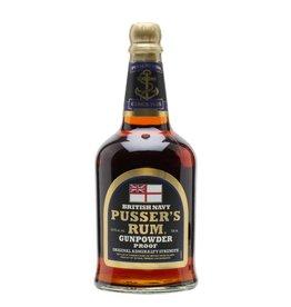 Pussers British Navy Pussers British Navy Rum Black Label Gunpowder Proof 70cl