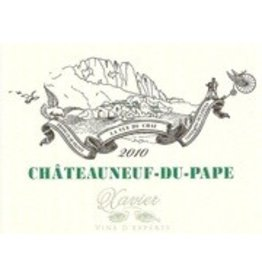 2012 Xavier Chateauneuf-du-Pape Cuvee Anonyme Blanc