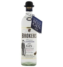 Brokers Brokers Premium Dry Gin 700ml
